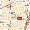 2LDK Apartment to Rent in Chiyoda-ku Access Map