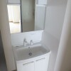 1R Apartment to Rent in Minato-ku Washroom