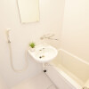 1R Apartment to Rent in Shibuya-ku Bathroom