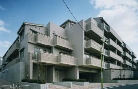 2LDK {building type} in Gohongi - Meguro-ku