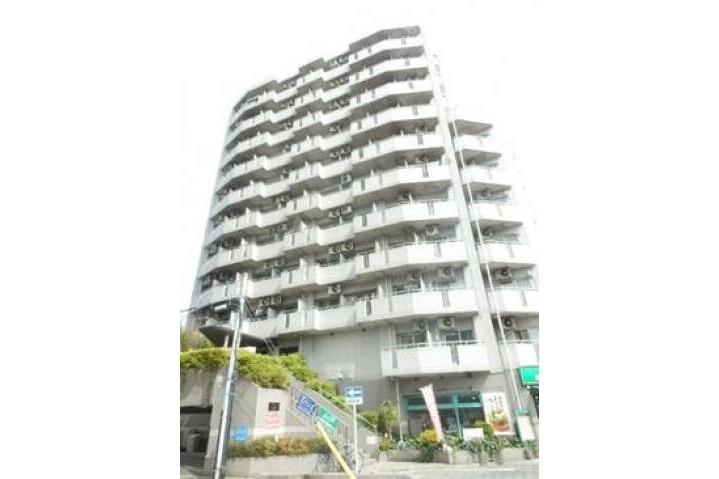 1K 맨션 to Rent in Kawaguchi-shi Exterior