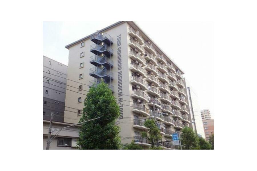 在橫濱市西區內租賃1R 公寓大廈 的房產 戶外
