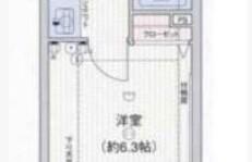 1K {building type} in Bakuromachi - Osaka-shi Chuo-ku
