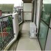 2LDK Apartment to Rent in Komae-shi Balcony / Veranda