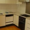 4LDK Apartment to Rent in Meguro-ku Kitchen