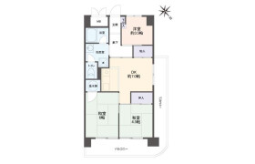 3DK Apartment in Keihan hondori - Moriguchi-shi