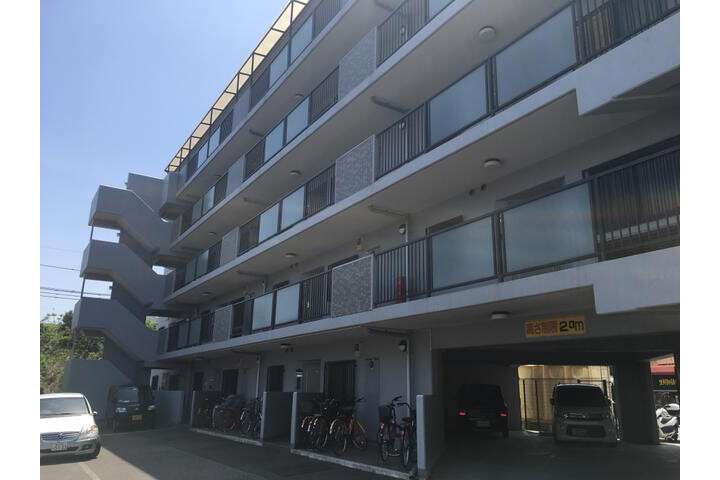 3LDK Apartment to Buy in Chiba-shi Chuo-ku Exterior