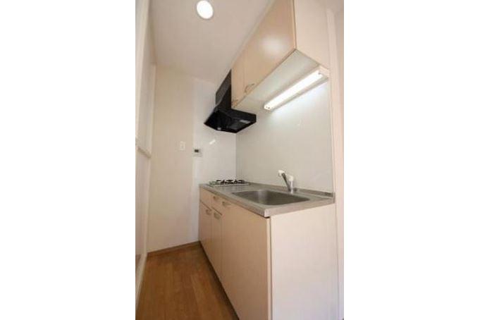 Whole Building Apartment to Buy in Shinjuku-ku Kitchen