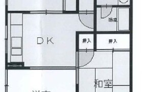 3DK {building type} in Hakataeki mae - Fukuoka-shi Hakata-ku