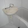 在足立区内租赁1K 公寓大厦 的 浴室