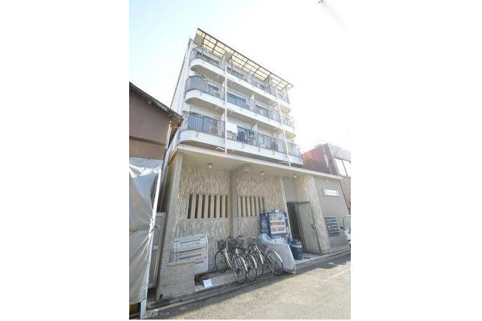 1R Apartment to Rent in Osaka-shi Higashisumiyoshi-ku Exterior