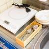在新宿区内租赁1R 公寓大厦 的 厨房