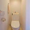 1LDK Apartment to Buy in Shibuya-ku Toilet