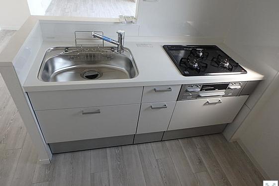 2LDK Apartment to Buy in Arakawa-ku Kitchen