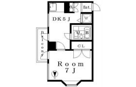 1DK Apartment in Kabukicho - Shinjuku-ku