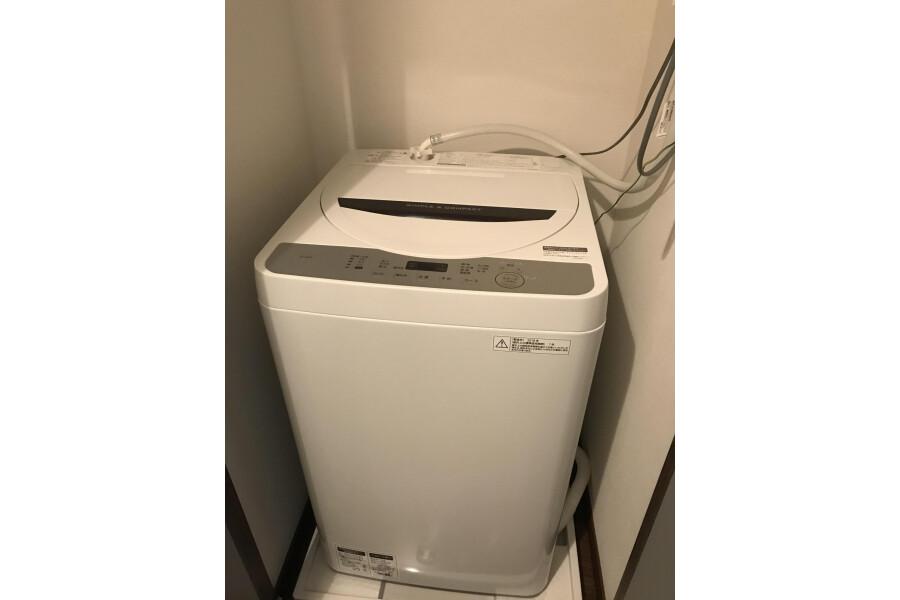 在Bunkyo-ku內租賃1K 公寓 的房產 盥洗室