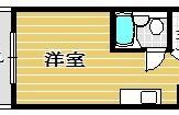 福岡市中央区 天神 1R {building type}