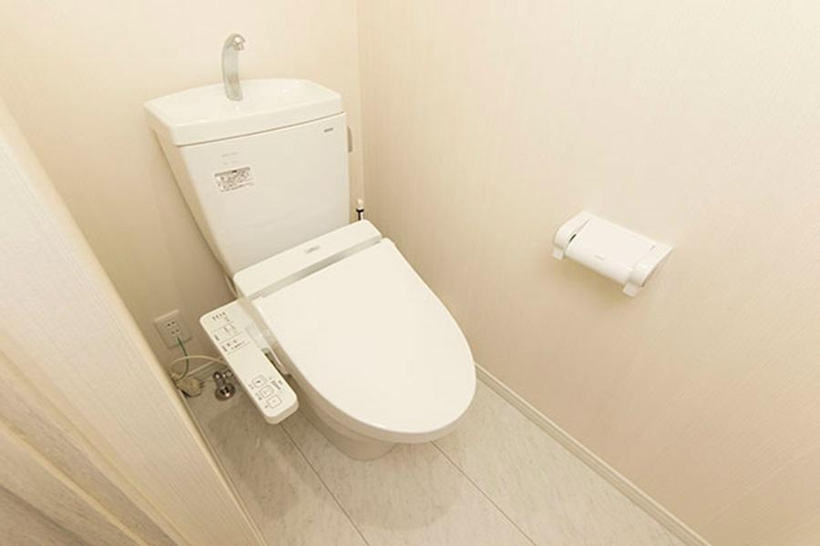 Private Guesthouse to Rent in Arakawa-ku Toilet