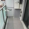 1K Apartment to Rent in Osaka-shi Nishi-ku Balcony / Veranda