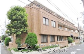 1LDK {building type} in Seta - Setagaya-ku