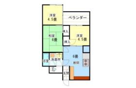 3DK Apartment in Okubo - Shinjuku-ku