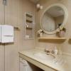 4LDK Apartment to Rent in Osaka-shi Higashinari-ku Washroom