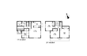 4LDK House in Umegaoka - Nagoya-shi Tempaku-ku