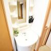 在品川區內租賃1R 公寓大廈 的房產 盥洗室