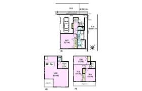 3LDK House in Nakacho - Meguro-ku