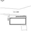 1K Apartment to Rent in Takatsuki-shi Layout Drawing