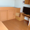 1K Apartment to Rent in Mitaka-shi Living Room