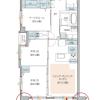 3SLDK Apartment to Buy in Edogawa-ku Floorplan