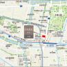 1K Apartment to Rent in Koto-ku Map