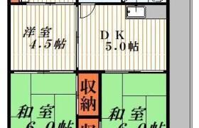 目黒区中目黒-3DK公寓大厦