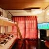 1DK マンション 北区 ベッドルーム