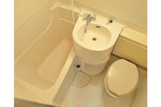 在Nagoya-shi Meito-ku購買(整棟)樓房 公寓的房產 浴室