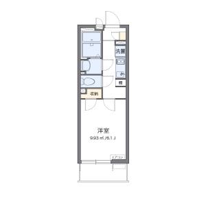 1K Mansion in Heiwadai - Nerima-ku Floorplan