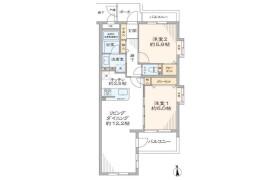 新宿區二十騎町-2LDK{building type}