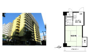 1K {building type} in Shibaura(2-4-chome) - Minato-ku