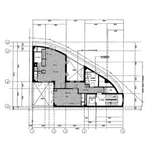 Whole Building Apartment in Takanawa - Minato-ku Floorplan