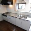 3SLDK Apartment to Rent in Kawasaki-shi Takatsu-ku Kitchen
