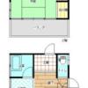 在桐生市购买楼房(整栋) 独栋住宅的 楼层布局