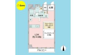 1LDK {building type} in Honcho - Nakano-ku