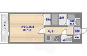 福岡市中央区長浜-1K{building type}
