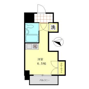 1R Mansion in Honjo - Sumida-ku Floorplan