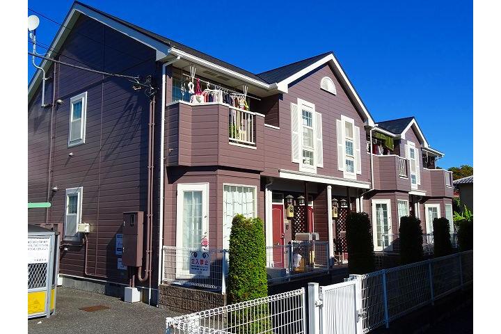 2LDK Apartment to Rent in Hamura-shi Exterior