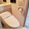 1SLDK Apartment to Rent in Setagaya-ku Toilet