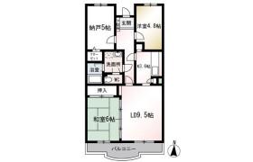3LDK Mansion in Nakatanishi - Yokohama-shi Izumi-ku
