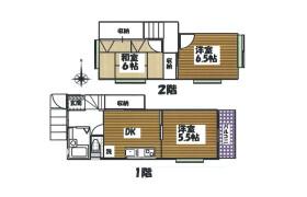 3DK Apartment in Kugahara - Ota-ku