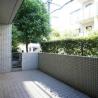 3LDK Apartment to Rent in Shinjuku-ku Outside Space